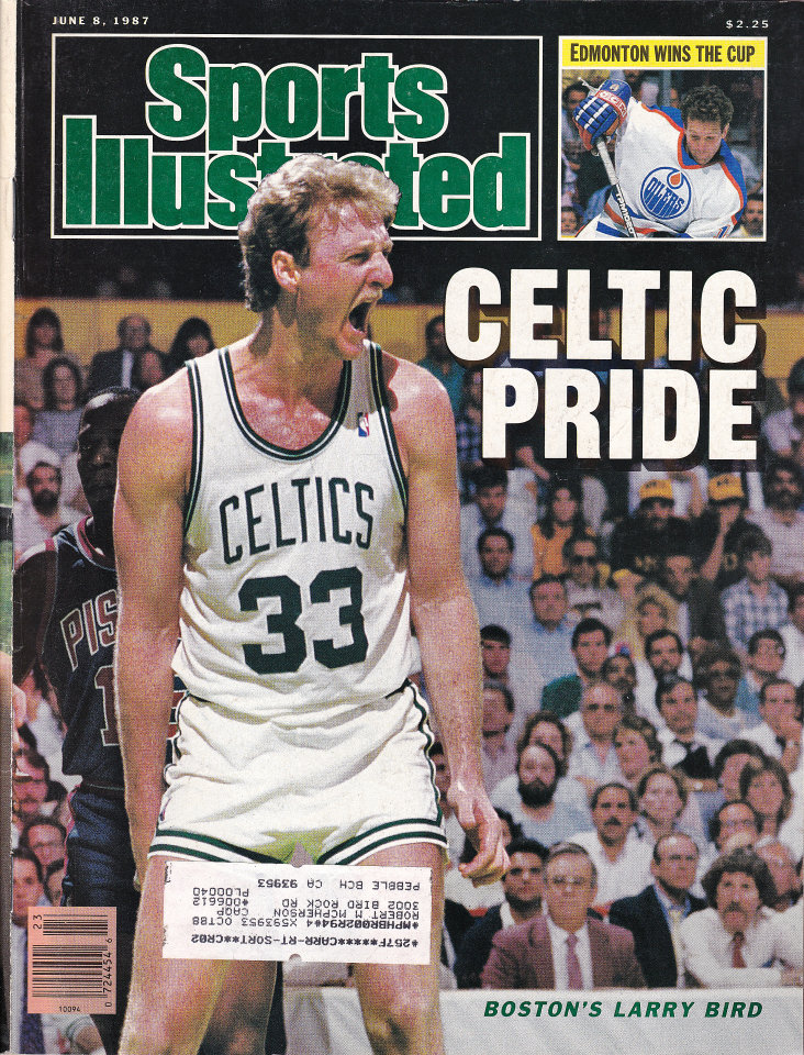 Sports Illustrated  Jun 8,1987