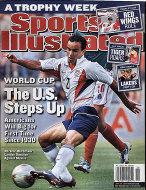 Sports Illustrated June 24, 2002 Magazine