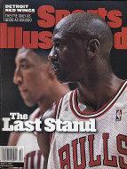 Sports Illustrated June 8, 1998 Magazine