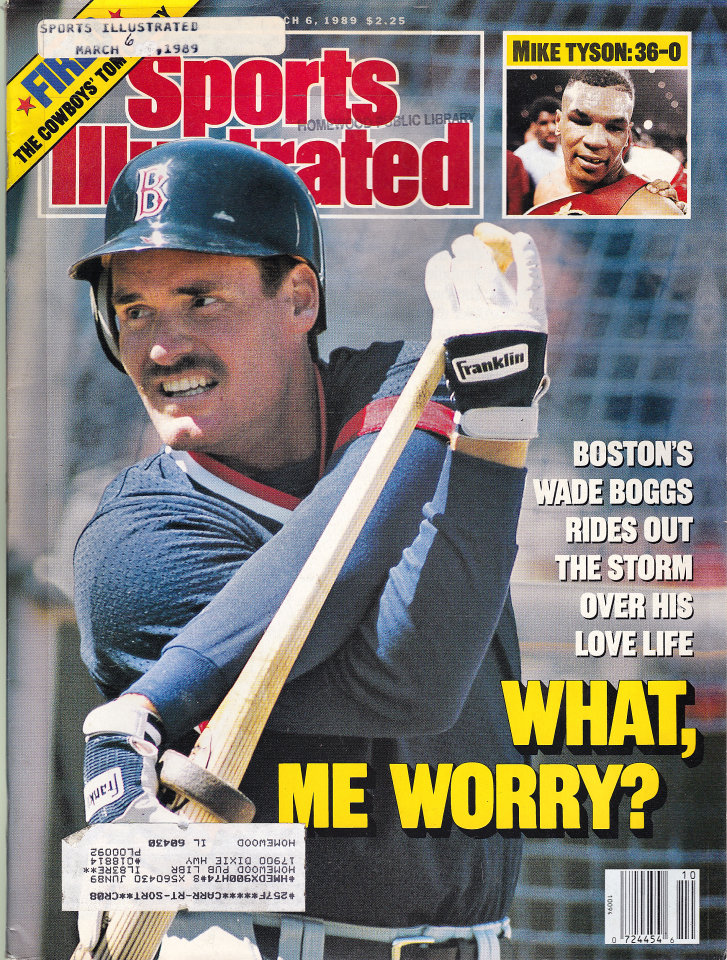 Sports Illustrated  Mar 6,1989