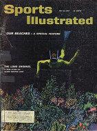 Sports Illustrated  May 22,1961 Magazine