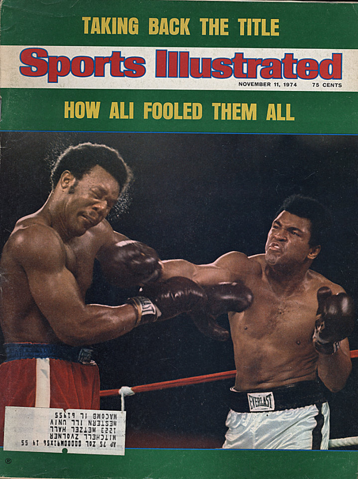 Sports Illustrated  Nov 11,1974