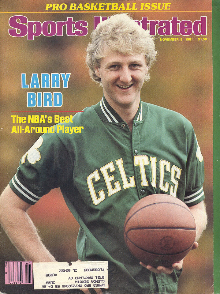 Sports Illustrated  Nov 19,1981