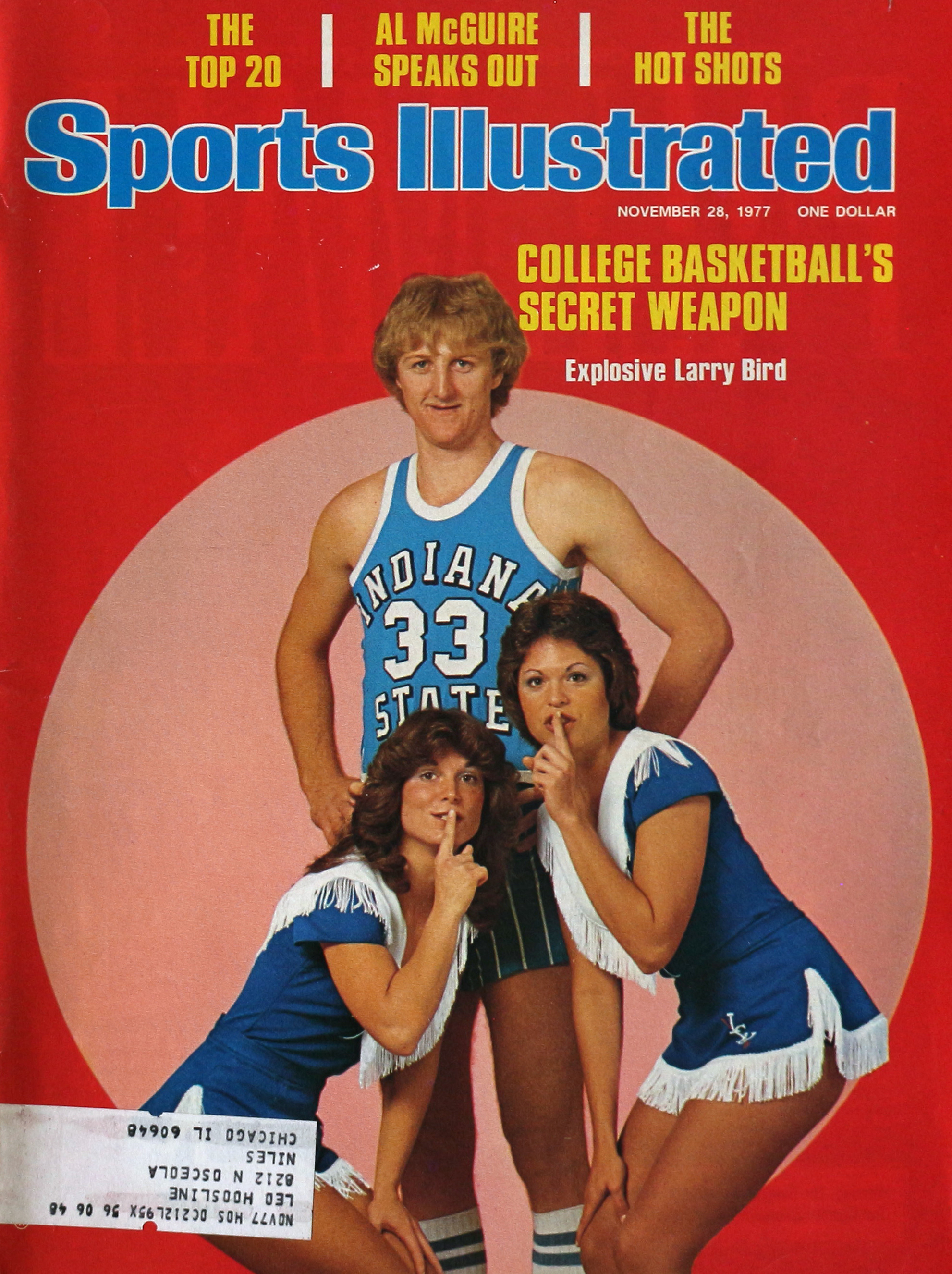 Sports Illustrated  Nov 28,1977