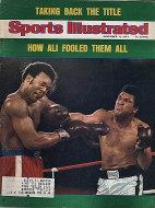 Sports Illustrated November 11, 1974 Magazine