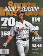 Sports Illustrated October 5, 1998 Magazine