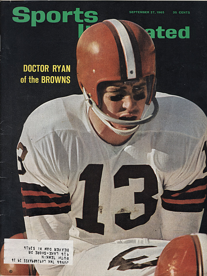 Sports Illustrated  Sep 27,1965