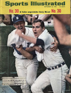 Sports Illustrated September 23, 1968 Magazine