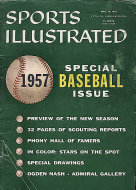 Sports Illustrated Special Baseball Issue Magazine