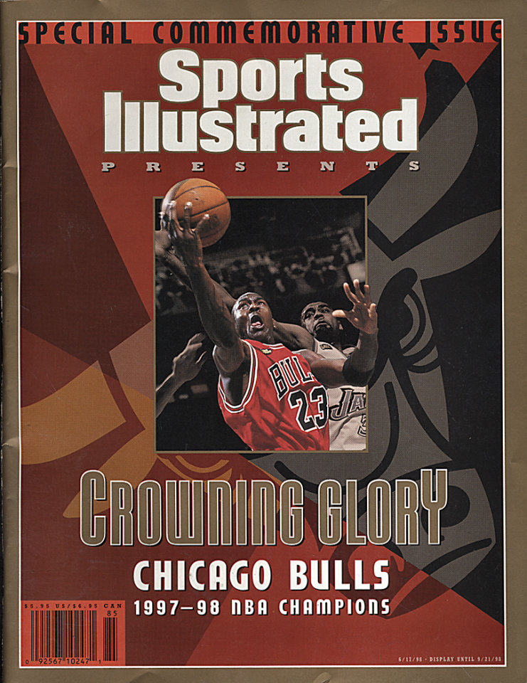 Sports Illustrated Special Commemorative Issue