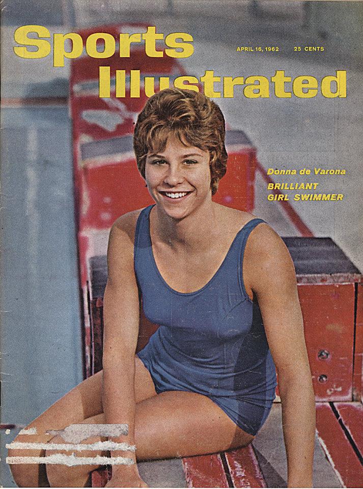 Sports Illustrated Vol. 16 No, 15