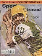 Sports Illustrated Vol. 19 No. 13 Magazine