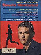 Sports Illustrated Vol. 25 No. 25 Magazine