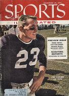 Sports Illustrated Vol. 3 No. 26 Magazine