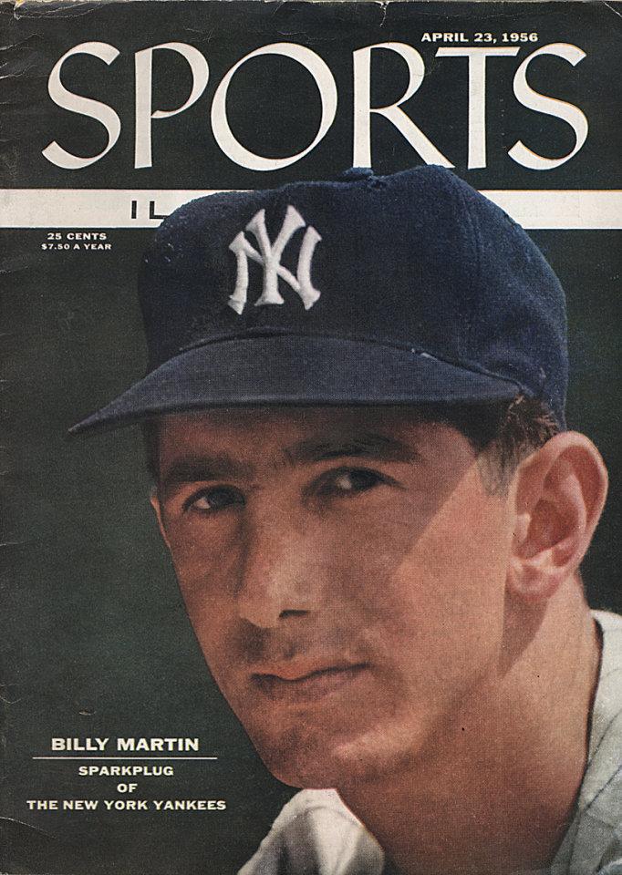Sports Illustrated Vol. 4 No. 17