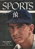 Sports Illustrated Vol. 4 No. 17 Magazine