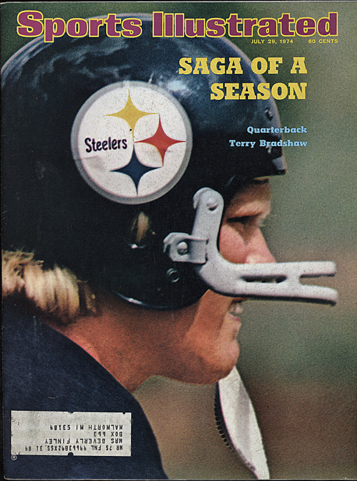 Sports Illustrated Vol. 41 No. 5