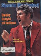 Sports Illustrated Vol. 54 No. 4 Magazine