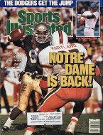 Sports Illustrated Vol. 69 No. 18 Magazine