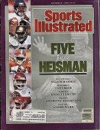 Sports Illustrated Vol. 71 No. 22 Magazine
