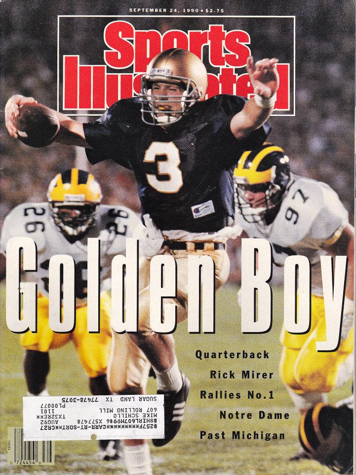 Sports Illustrated Vol. 73 No. 13