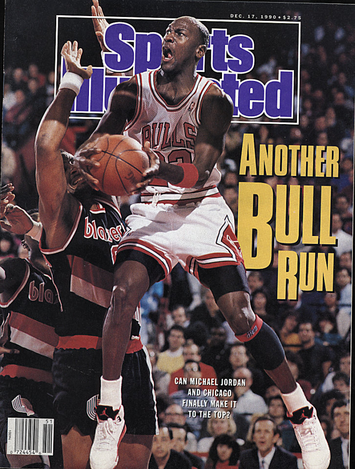 Sports Illustrated Vol. 73 No. 25