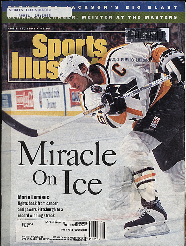 Sports Illustrated Vol. 78 No. 15