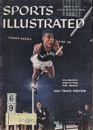Sports Illustrated Vol. 8 No. 8 Magazine