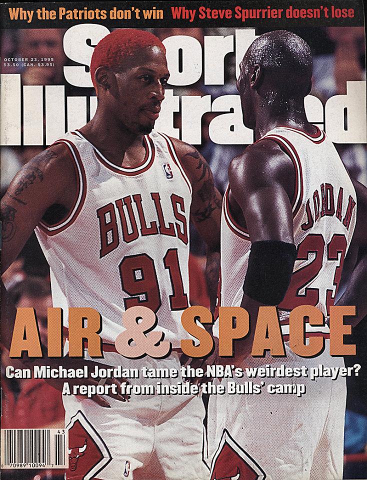 Sports Illustrated Vol. 83 No. 18