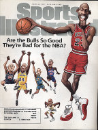 Sports Illustrated Vol. 86 No. 10 Magazine