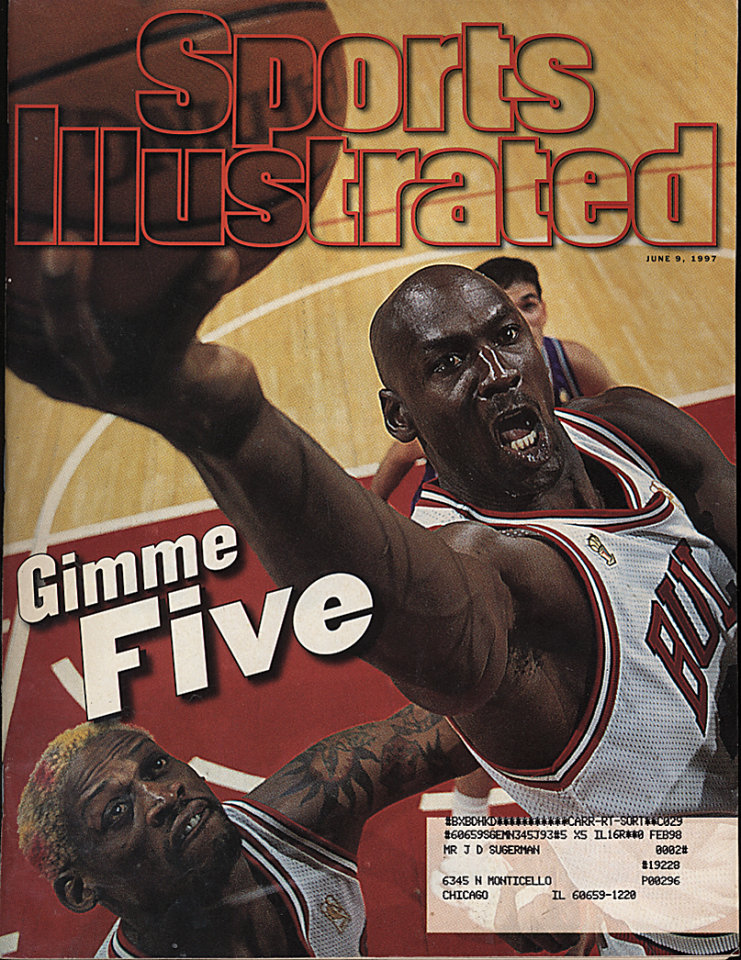 Sports Illustrated Vol. 86 No. 23