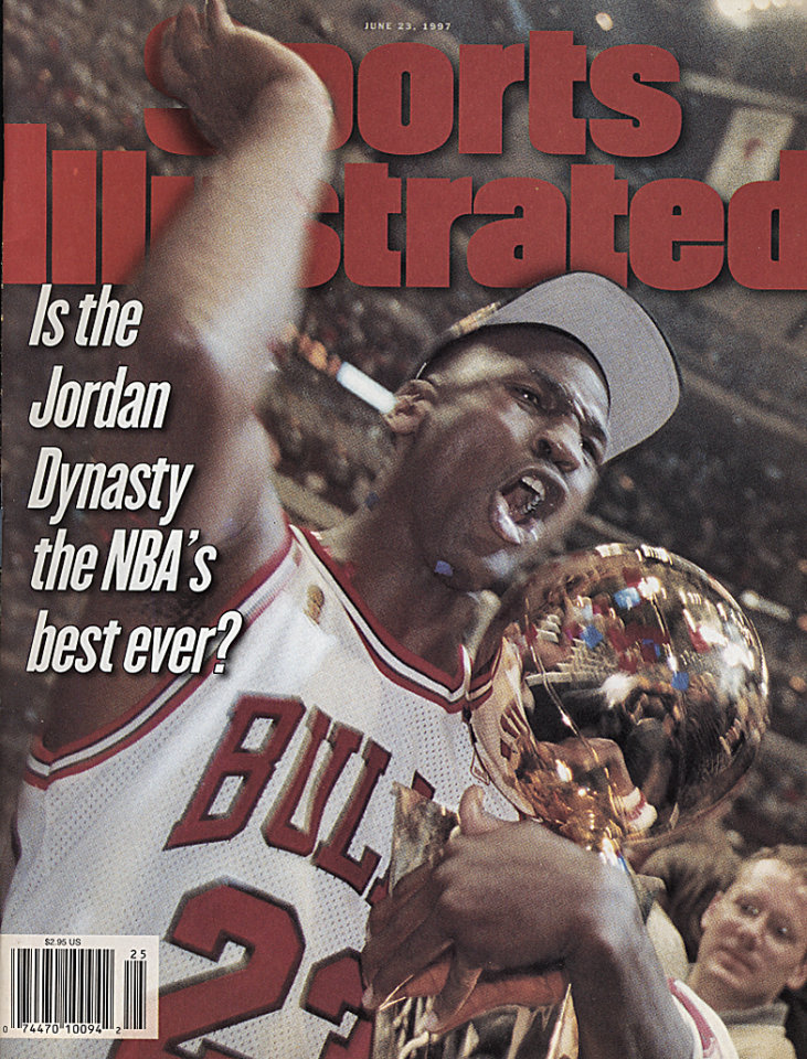 Sports Illustrated Vol. 86 No. 25
