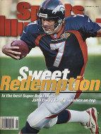 Sports Illustrated Vol. 88 No. 4 Magazine