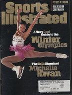 Sports Illustrated Vol. 88 No. 5 Magazine