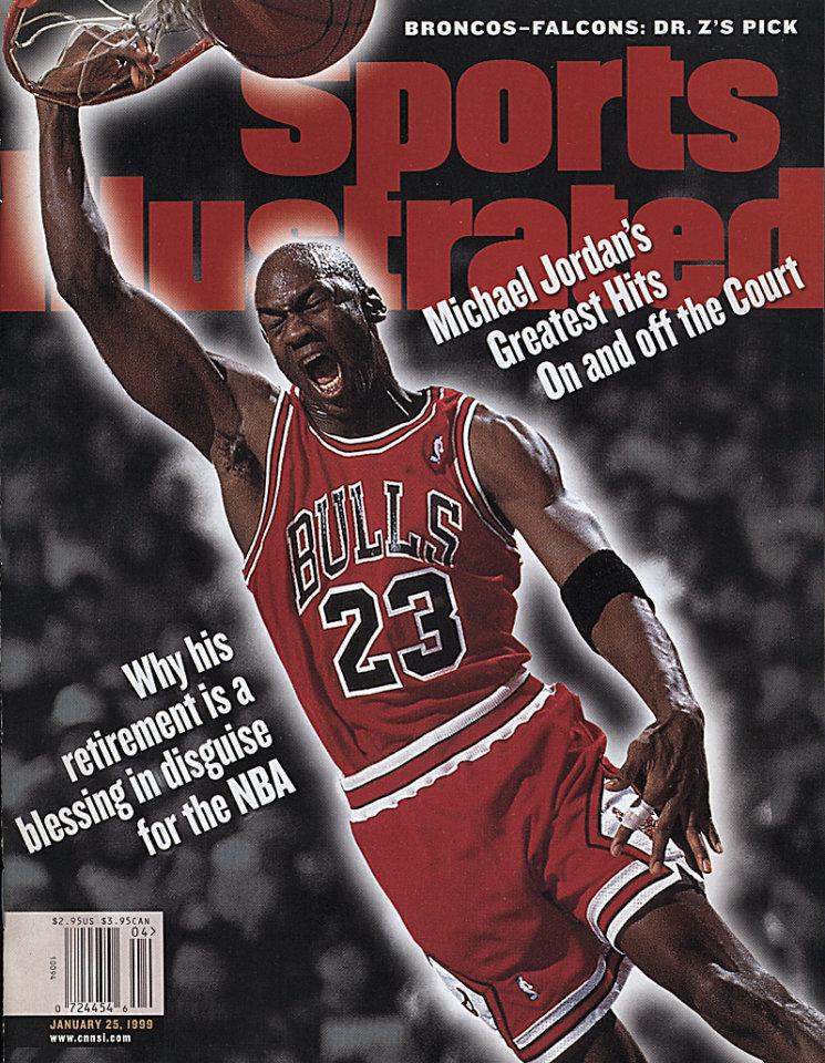 Sports Illustrated Vol. 90 No. 3