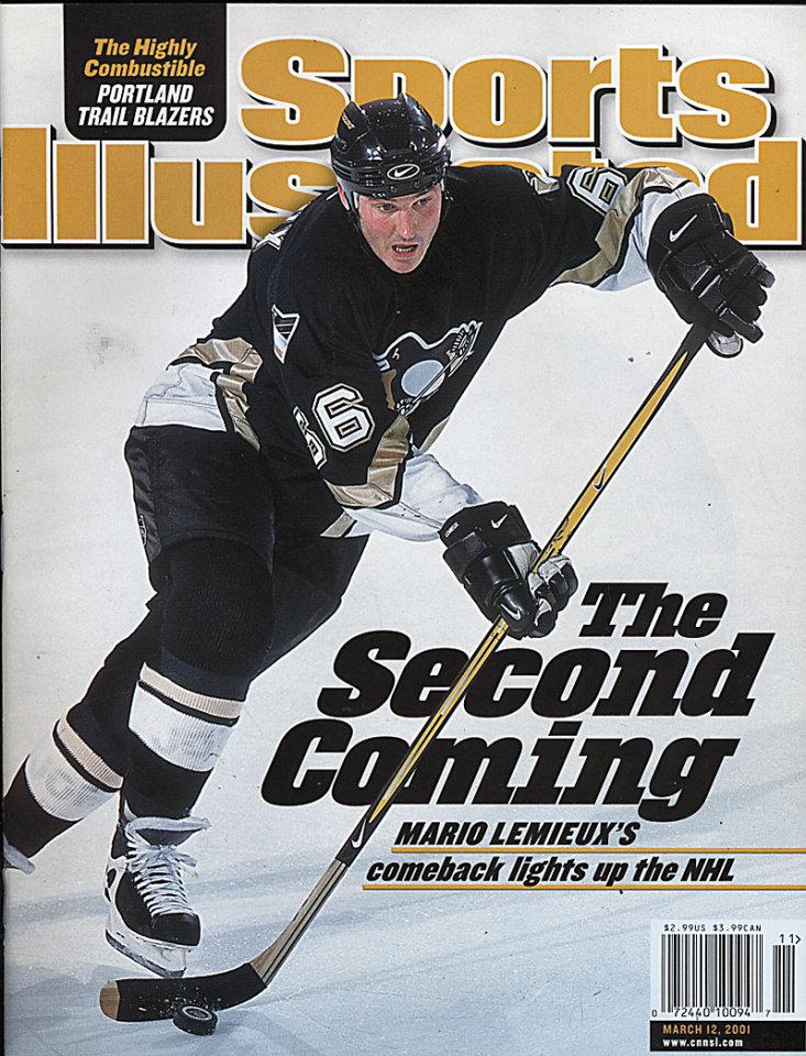 Sports Illustrated Vol. 94 No. 11