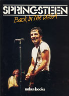 Springsteen Back In The USA Book