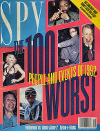 Spy: The 100 Worst People and Events of 1992 Magazine