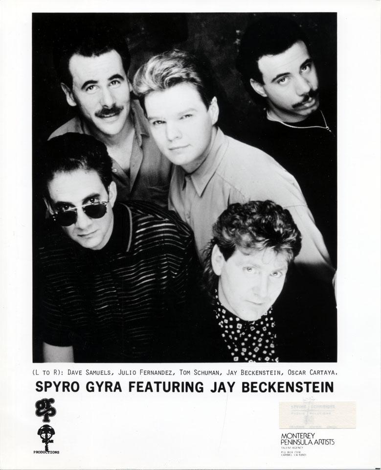 Spyro Gyra Promo Print