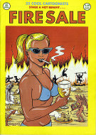 Stage A Hot Benefit...Fire Sale Comic Book
