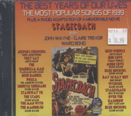 Stagecoach CD