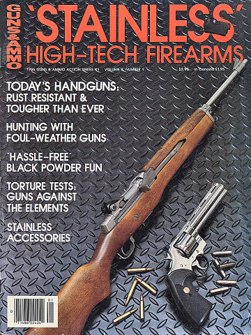 Stainless High-Tech Firearms Vol. 3 No. 1 Magazine