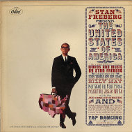 "Stan Freberg Presents The United States of America Vinyl 12"" (Used)"