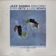 "Stan Getz & Luiz Bonfa Vinyl 12"" (Used)"