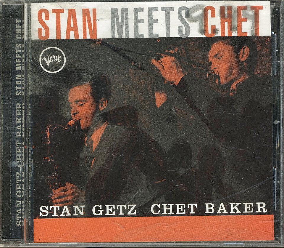 Stan Getz - Chet Baker CD
