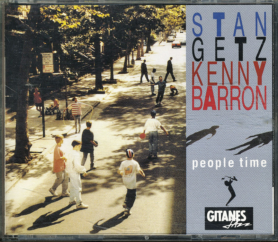 Stan Getz - Kenny Barron CD