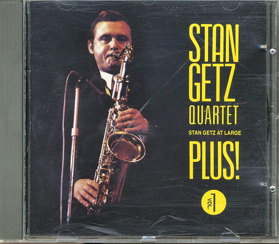 Stan Getz Quartet CD