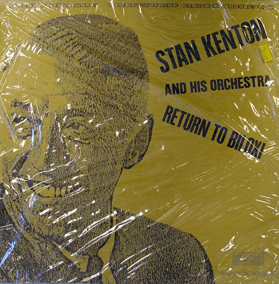 "Stan Kenton and His Orchestra Vinyl 12"" (New)"