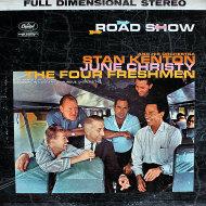 "Stan Kenton / June Christy / The Four Freshmen Vinyl 12"" (Used)"