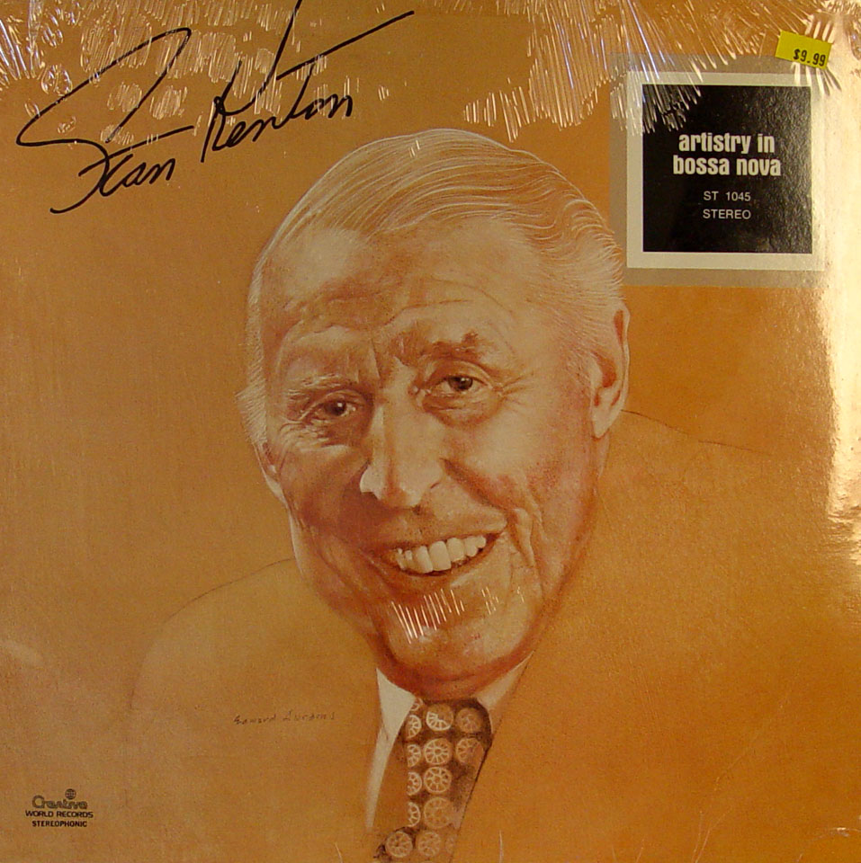 "Stan Kenton Vinyl 12"" (New)"